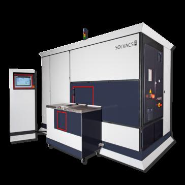 Machine de dégraissage solvants Solvacs 2