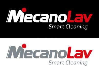 The new logo Mecanolav manufacturer of parts washers